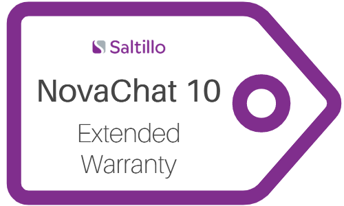 Warranty - NovaChat 10