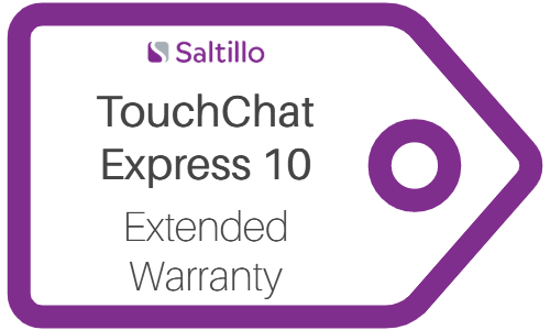 Warranty - TouchChat Express 10